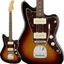 Fender Classic Player Jazzmaster Special (3-Color Sunburst/Pau Ferro) [Made In Mexico] 【特価】
