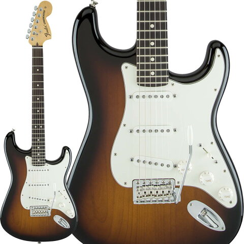 Fender American Special Stratocaster (2-Color Sunburst/Rosewood) [Made In USA] 【生産完了超特価】