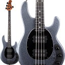 MUSICMAN StingRay Special HH (Charcoal Sparkle/Ebony) 【即納可能】