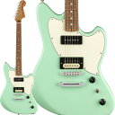 Fender Alternate Reality Powercaster [Made In Mexico] (Surf Green/Pau Ferro Fing