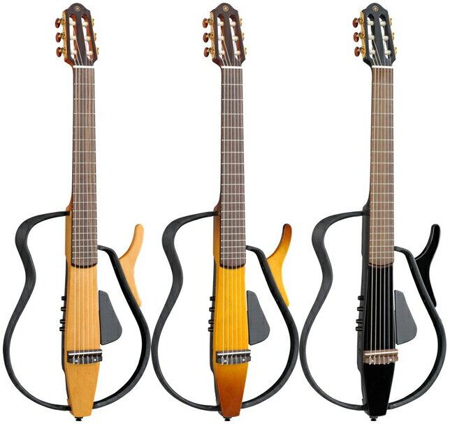 YAMAHA SLG110N [サイレントギター] 【生産完了特価】 【ikebe35アコギ】