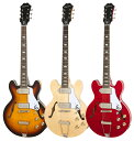 Epiphone Casino Coupe 【数量限定でエピフォン豪華アクセサリーキット・プレゼント】 【エピフォン×ルードギャラリーTシャツ・プレゼ…