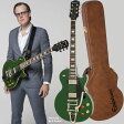 """Epiphone by Gibson Limited Edition """"2015"""" Joe Bonamassa Les Paul Standard Inverness Green w/Bigsby Outfit 【エピフォン純正ストラップ・プレゼント】 【新製品ギター】"""