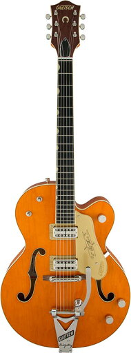 GRETSCH G6120T-59 VS Vintage Select Edition '59 Chet Atkins 【新製品ギター】