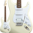 Squier by Fender Bullet Strat with Tremolo HSS (Arctic White) 【期間限定プライス】