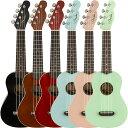 Fender Acoustics VENICE SOPRANO UKULELE