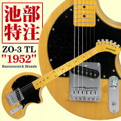 Fernandes IKEBE ORIGINAL ZO-3 TL 1952 (BSB) 【当店人気商品】