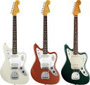 Fender Johnny Marr Jaguar [Made In USA] 【期間限定プライス】