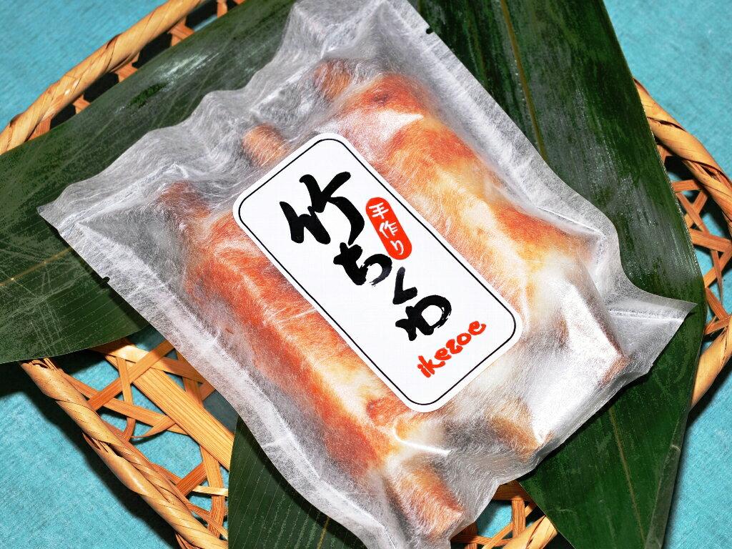 老舗伝統の味「竹ちくわ」3本徳島県の名物品の紹介画像2
