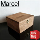 ミニボックス マルセル | 小物入れ 木製 パイン カントリー アンティーク 木箱 アクセサリー 収納 ボックス ふた付き おしゃれ 送料無料
