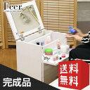 ドレッサー 化粧台 メイクボックス 鏡台 コスメボックス コスメ収納 おしゃれ シンプル 楽天 送料無料 通販 フィーゴ FWK-4553DR