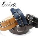 サドラーズ Saddler's/ スコッチグレインレザーベル...