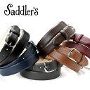 サドラーズ Saddler's / サフィアーノレザーベルト『EG05』(6 colors)ベルト レザー 革 イタリア製 ドレス ビジネ…