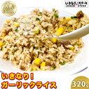 【肉の日SALE】冷凍いきなり!ガーリックライス320g×1...
