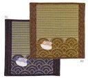 アップリケシリーズ [ふくちゃん BE] 座布団 55×55cm