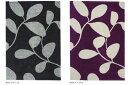 植物のシルエットが素敵なベルギー製のラグ(ウイルトン織)【50%OFF!!】【送料無料】【ベルギー製】スミノエラグ キューン 160x230cm