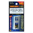 ELPA(エルパ) 大容量長持ち充電池 TSA-123 1832800 05P03Dec16