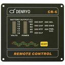 正弦波DC-ACインバーターSKシリーズ用リモートコントローラー CR-6