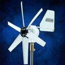 弱い風でもサラサラ回る風力発電機エアロゼン4