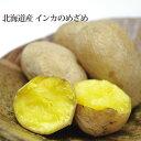 インカのめざめ 10kgセット 北海道産 煮崩れ少なく甘みのある小ぶりなじゃがい