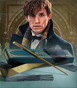 ファンタスティック・ビーストニュート・スキャマンダーの魔法の杖Wand of Newt Scamander in Collector's Box