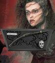 ハリー・ポッターベラトリックス・レストレンジの魔法の杖壁掛け用専用ディスプレイ付きHarry Potter Bellatrix Lestrange Wand