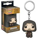 POCKET POP! キーチェーン ロード・オブ・ザ・リング アラゴルンPOCKET POP! KEYCHAIN THE LORD OF THE RINGS ARAGORN