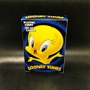 �롼�ˡ����ƥ塼�� �ȥ������ƥ��� �ȥ���Looney Tunes - Tweety PLAYING CARDS