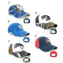 帽子 キャップ アイランド (I'LAND) NCAA MLB メジャーリーグ ベージュ ホワイト オリーブ ネイビー ベースボールキャップ...