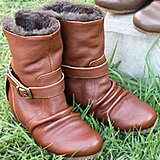 Rumpled ベルトボア boots 4 way natural casual KOOS and Bilkent are natural casual like recommended ★ 1111 * returns & exchanges return your expense
