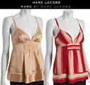 【 ギフト ラッピング 対応可】 マークバイマークジェイコブス MARC BY MARCJACOBS silk babydoll top シルクキャミソール・トップス  正規品取扱店舗