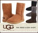 送料無料 UGG MENS CLASSIC SHORT BOOTS アグ メンズクラシックショート ブーツ style#5800 【正規品取扱店舗】【楽ギフ_包装】 【コンビニ受取対応商品】 /s