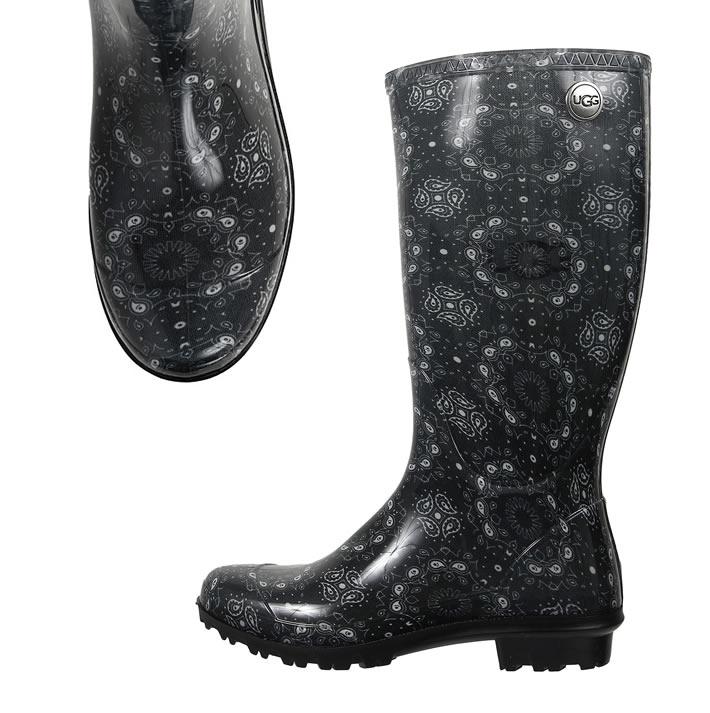 ugg australia wilshire logo tall boots