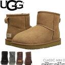 UGG アグ クラシックミニ2 1016222 Women's CLASSIC MINI II ムートンブーツ シープスキン 正規品取扱店舗  so1