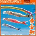 鯉のぼり こいのぼり 単品黄金鯉 単品鯉6m 黒鯉/赤鯉/青鯉/緑鯉/紫鯉/フジサン鯉/端午の節句