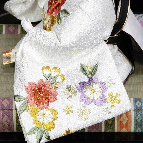 Dolls clothes wear flat ornament Prince ornament cherry flower folding ...