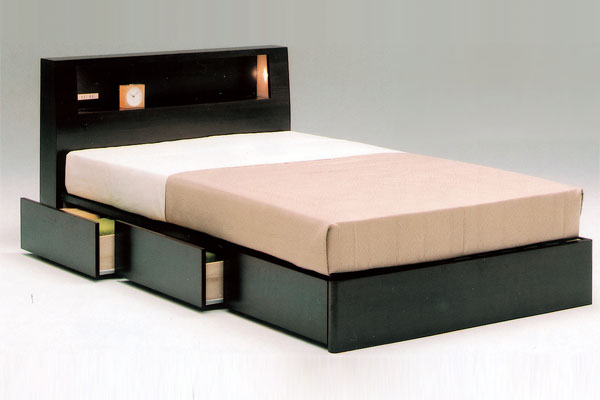 ranjang minimalis modern