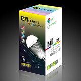 調光・調色 LED電球フルカラー&電球色 100V7.5W 口金E26 Milight 10P03Dec16