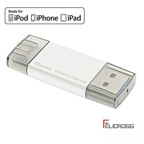 Felicross ライトニングメモリ スマホデータ移行 USB Flashドライブ GH19A 32GB