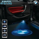 【BMW 純正 コレクション】BMW LEDドア・プロジェクター※ドア・エントランス・ライト装備車のみBMW 1 SERIES.