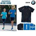 【 BMW 純正 スポーツ コレクション 】Tシャツ(メンズ)/ブラック