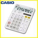 カシオ CASIO 大型液晶 税計算機能搭載 12桁 電卓 DJ-120W