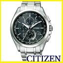 【送料無料】シチズン CITIZEN アテッサ ATTESA 電波ソーラー腕時計 クロノグラフ AT8040-57E 【楽ギフ_包装】【***特別価格***】