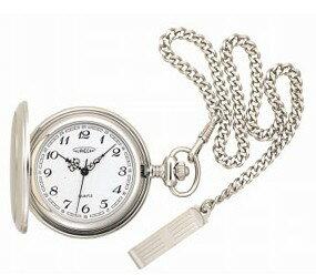【送料無料】和工 オレオール・ポケット 懐中時計 ポケット時計フタ付き SW-388M-3【楽ギフ_包装】