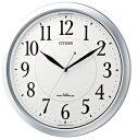 【送料無料】CITIZEN・シチズン 電波掛け時計 ネムリーナピュアM20 4MYA20-019【楽ギフ_包装】
