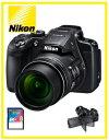 【送料無料】Nikon・ニコン 光学60倍ズーム大画面バリアングル液晶モニター搭載 デジカメ COOLPIX B700 ブラック【楽ギフ_包装】【***特別価格***】