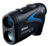 3/31までポイント2倍【送料無料】Nikon・ニコンゴルフ用レーザー距離計 クールショット COOLSHOT 40i【楽ギフ_包装】【***特別価格***】