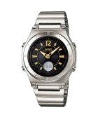 【送料無料】【国内正規品】CASIO・カシオ 電波ソーラー腕時計 マルチバンド6 LWA-M141D-1AJF 女性用 ソーラー電波時計 【楽ギフ_包装】【***特別価格***】