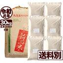 北魚沼産コシヒカリ 30kg 玄米 令和元年産 米 小分け6袋 【一等米使用】【送料別】