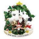 ビリー ドールハウスキット 3145 ミニミニ クリスマスキット【お取り寄せ商品】【ドールハウス、手作りキット、ジオラマ】